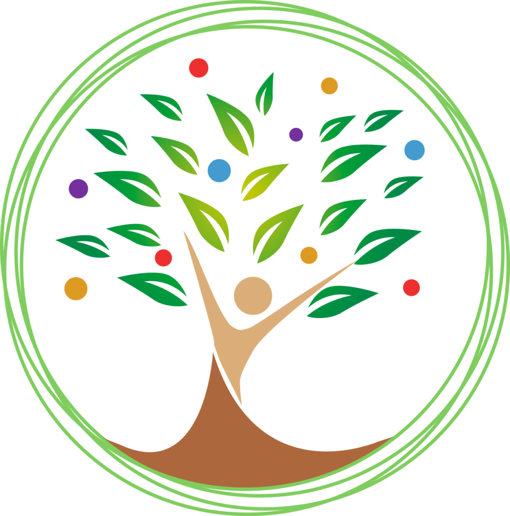 logo cercle arbre nicole Canivenq
